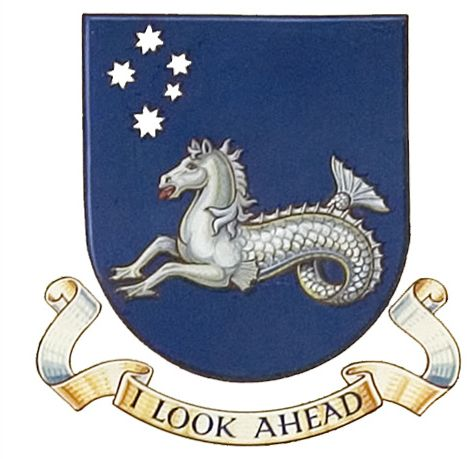 Arms of University of Newcastle (Australia)