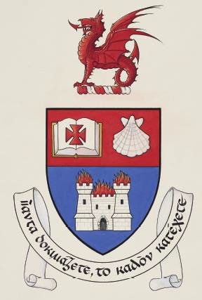 Coat of arms (crest) of Wesley College