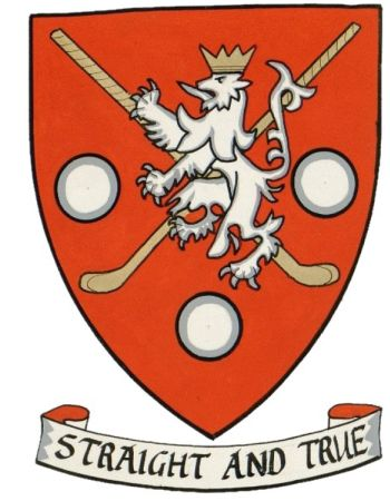 Arms of Dumfries and Galloway Golf Club