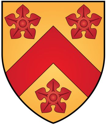 Arms (crest) of All Souls College (Oxford University)