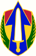 Arms of II Field Force Command Vietnam, US Army