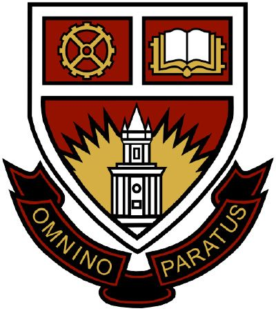 Coat of arms (crest) of Daniel Pienaar Technical High School