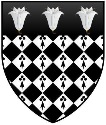 Arms of Magdalen College (Oxford University)