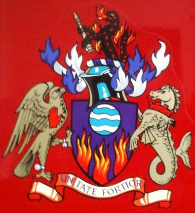 Arms of Northern Ireland Fire Brigade