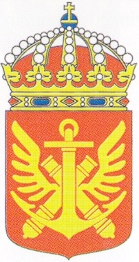 Coat of arms (crest) of the 1st/11th Helicopter Squadron, Swedish Navy