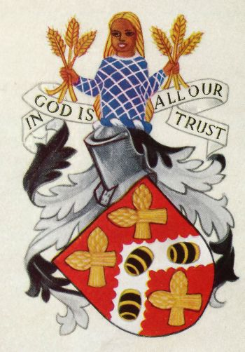 Arms of Worshipful Company of Brewers