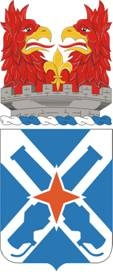 Arms of 305th Military Intelligence Battalion, US Army