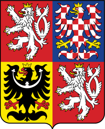 Arms of National Arms of the Czech Republic