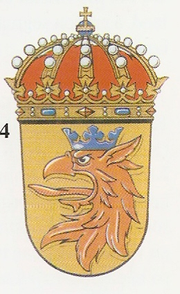 Arms of 10th Wing Scanian Wing, Swedish Air Force