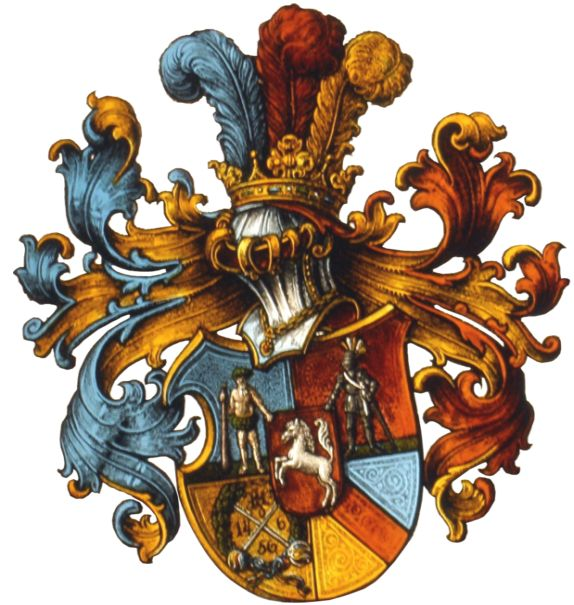 Arms of Corps Hannoverania zu Hannover