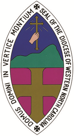 Arms (crest) of Diocese of Western North Carolina