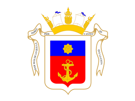 Coat of arms (crest) of the Naval Reserve, Navy of Uruguay