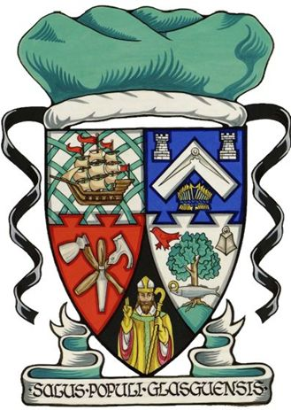 Arms of Dean of Guild Court of the Burgh of the City of Glasgow