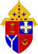 Arms (crest) of Diocese of the Northeast, PEC