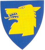 Coat of arms (crest) of the Porsanger Garrison, Norwegian Army