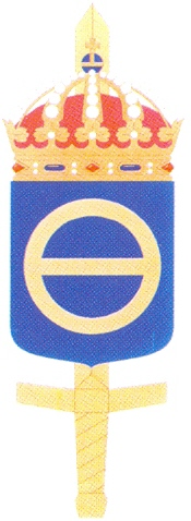Coat of arms (crest) of the Wargaming Center, Sweden
