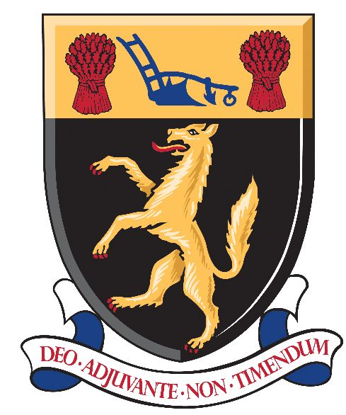 Arms (crest) of Louth