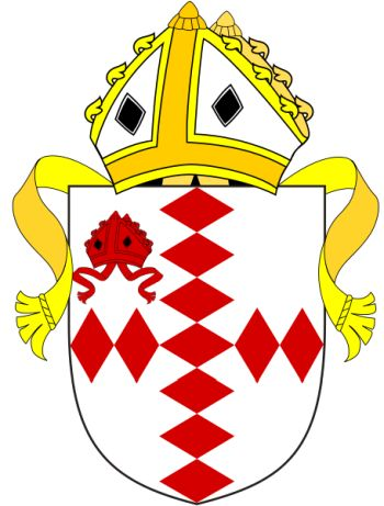 Arms (crest) of Diocese of Southwark
