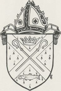 Arms of Diocese of St. Arnaud