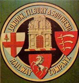Arms of London, Tilbury and Southend Railway