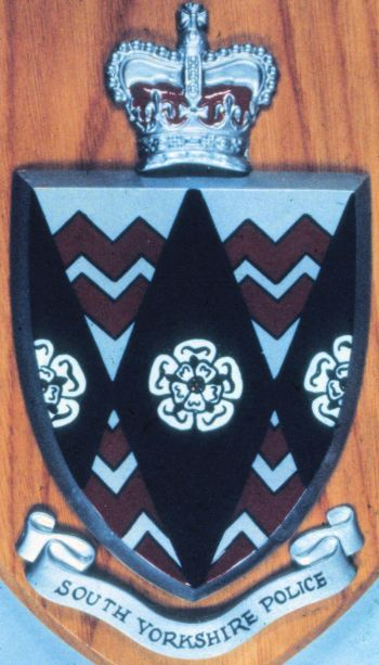 Arms of South Yorkshire Police