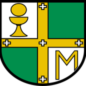 Arms (crest) of Oratory of Our Lady of the Holy Rosary, UOCC