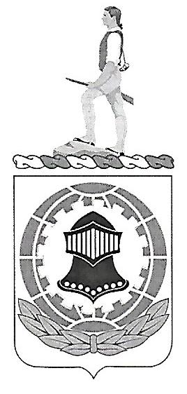 Arms of 203rd Military Intelligence Battalion, US Army
