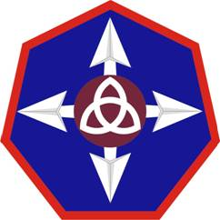 Arms of 364th Sustainment Command, US Army