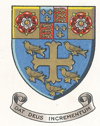 Arms of Westminster School
