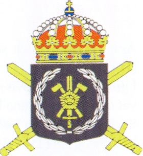 Arms of Engineer Center, Swedish Army