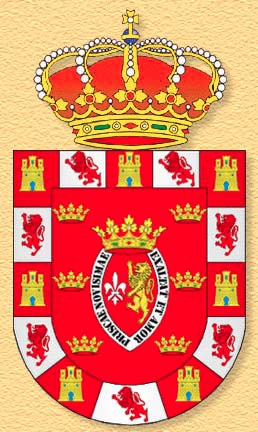 Coat of arms (crest) of the Infantry Regiment Murcia No 42 (old), Spanish Army