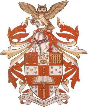 Arms of University of Law