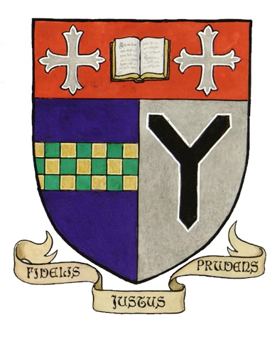 Coat of arms (crest) of St. Joseph's Academy
