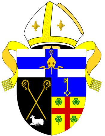 Arms (crest) of Diocese of Kilmore, Elphin and Ardagh