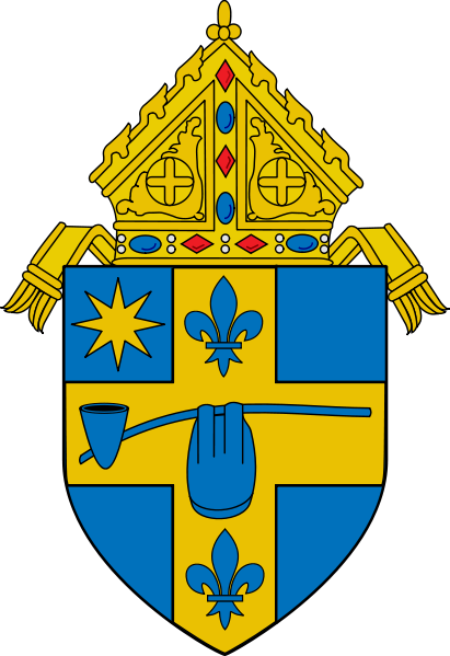 Arms (crest) of Diocese of Peoria