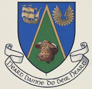 Arms of Irish Milk Board