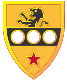 Arms of 305th Cavalry Regiment, US Army