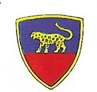 Coat of arms (crest) of the Somaliland Security Corps, Italian Army