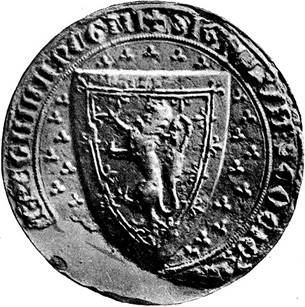 Seal of Scotland