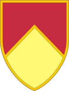 Arms of 36th Field Artillery Regiment, US Army