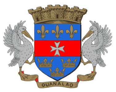 Arms of Saint Barthélemy