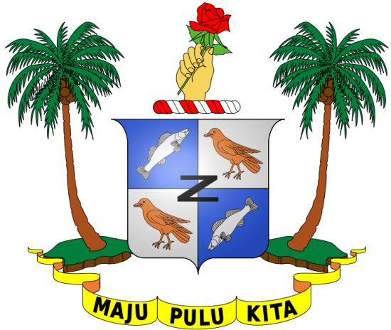 Arms (crest) of Cocos (Keeling) Islands
