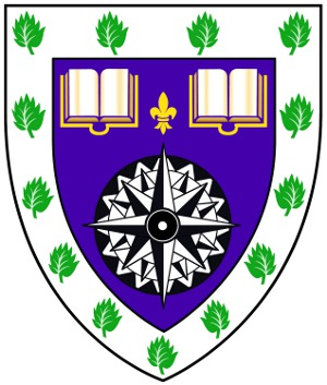 Arms of University of the Highlands and Islands