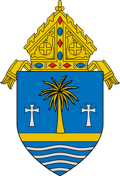 Arms (crest) of Archdiocese of Miami