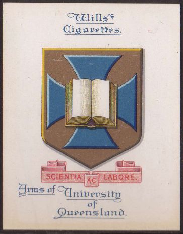 Arms of University of Queensland