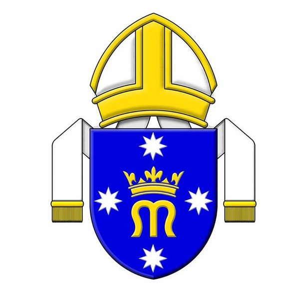 Arms (crest) of Personal Ordinariate of the Southern Cross
