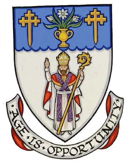 Arms of Aberdeen Old People's Welfare Council