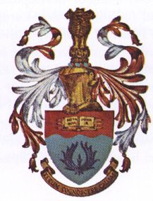 Coat of arms (crest) of University of Durban-Westville