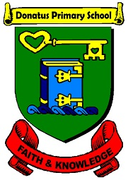 Coat of arms (crest) of Donatus Primary School