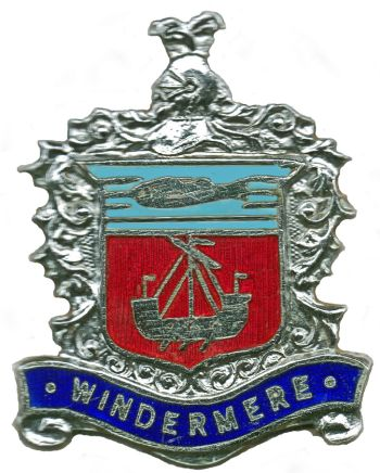 Arms (crest) of Windermere